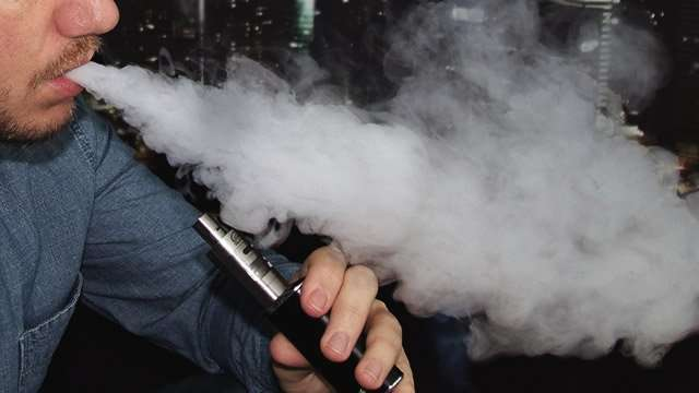Vaping Is As Bad For Your Heart As Smoking Cigarettes, DOH Says