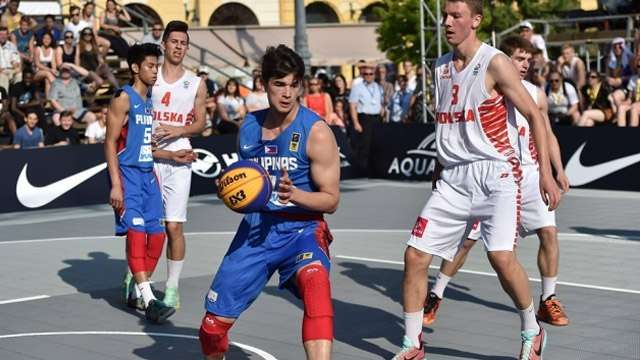 WATCH: Kobe Paras' Sick Moves In The FIBA 3x3 Tourney