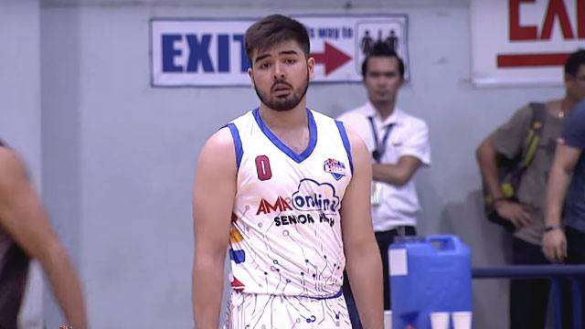 We Need To Talk About Andre Paras, The Basketball Player