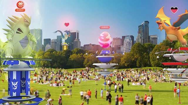 These Latest 'Pokémon GO' Updates Will Solve A Lot Of Problems