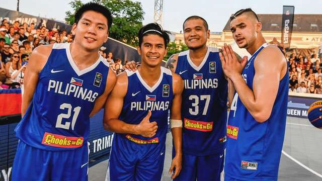 Team Philippines' FIBA 3x3 Mixtape Is Impressive And Inspiring