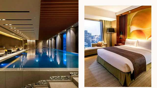 10 Indoor Pools To Upgrade Your Hotel Staycation