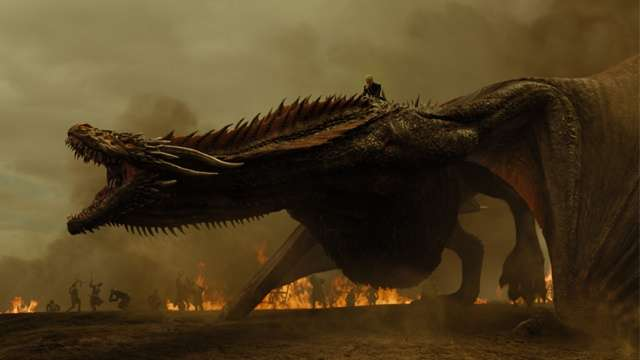 The New 'Game Of Thrones' Trailer Promises More Dragons