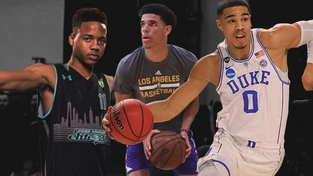 Predicting The Top 10 Picks Of The 2017 NBA Draft