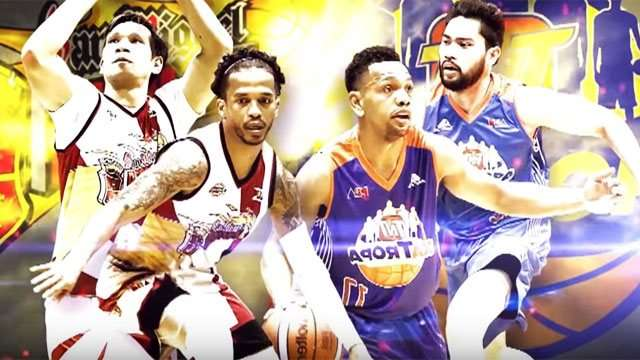 Sport Your PBA Idol's Hairdo: Finals Edition