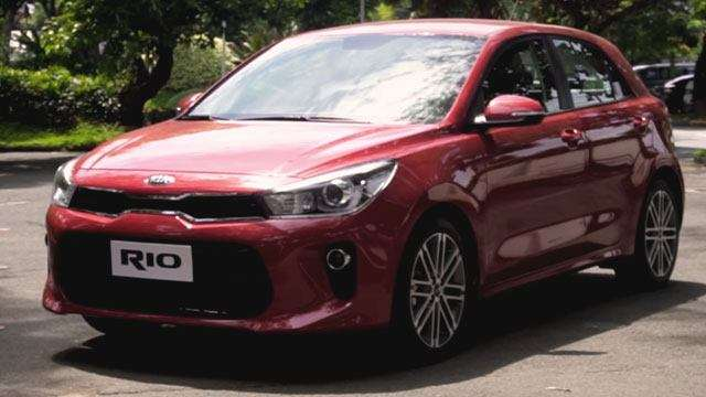 The All-New Kia Rio Is One Classy Hatchback