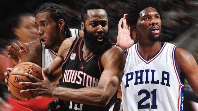 Alternative Winners For The 2017 NBA Awards