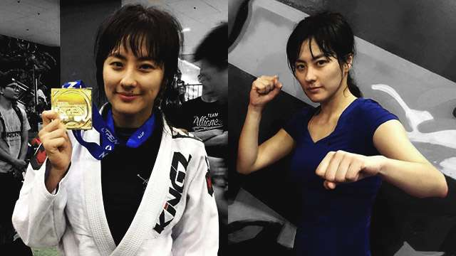 You Don't Want To Mess With Jinri The Brazilian Jiu-Jitsu Artist