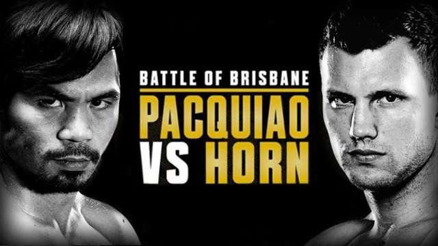 8 Scenarios That Will Make The Pacquiao-Horn Fight Worth Watching