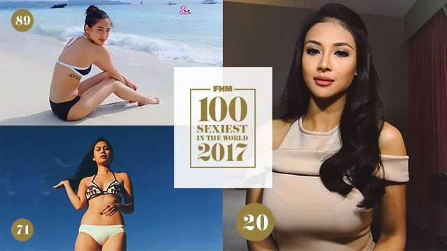 13 Fresh Faces In This Year's FHM 100 Sexiest List