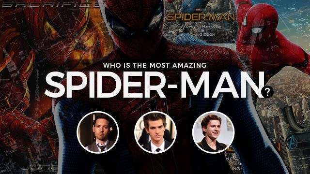And The Most Amazing Spider-Man Is...