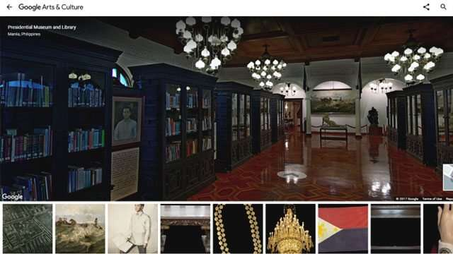Tour The Presidential Museum Through Your Phone