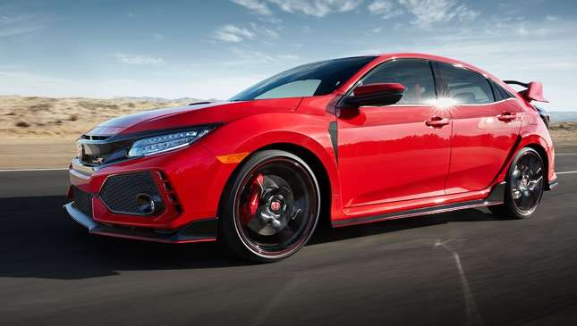 Honda Philippines Is Bringing In The Civic Type R