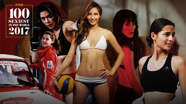 These Female Athletes Are The 100 Sexiest MVPs