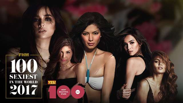 Which 100 Sexiest Finalists Also Made It To The YES! Most Beautiful List?