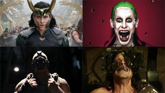 Ranking 20 Of The Biggest And Baddest Superhero Movie Villains