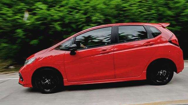 The Thing Of Beauty That Is The New Honda Jazz RS