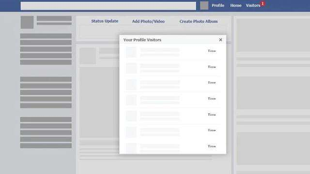 How To Find Out Who's Viewing Your Facebook Profile