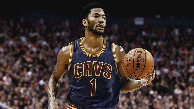 What Do You Think Of Derrick Rose As A Cavalier?