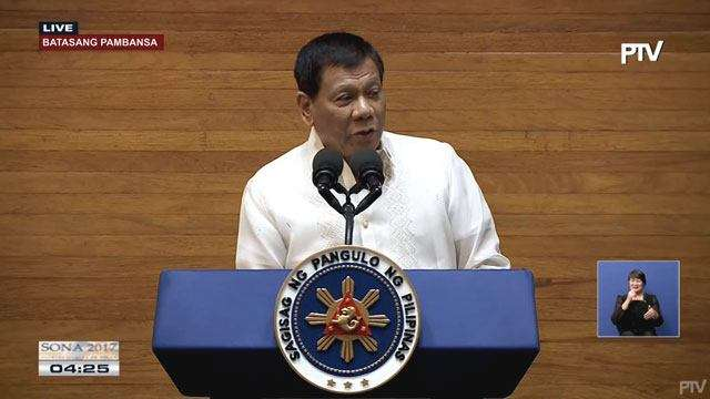 Here's What Duterte's Second SONA Had To Say About Business And The Economy