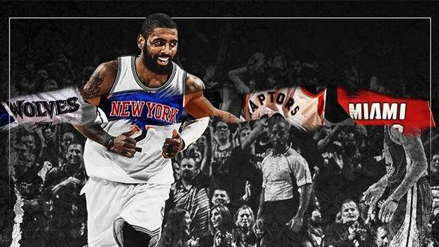 The Subtle Genius Of Kyrie Irving's Trade Demand