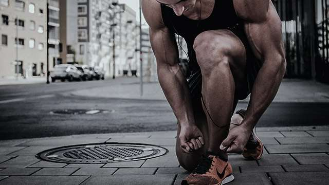WATCH: These Workouts On-The-Go Are Tailor-Made For The Busy Man