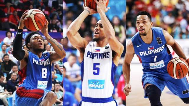 Breaking Down The Value Of Each Gilas Player In The FIBA Asia Cup