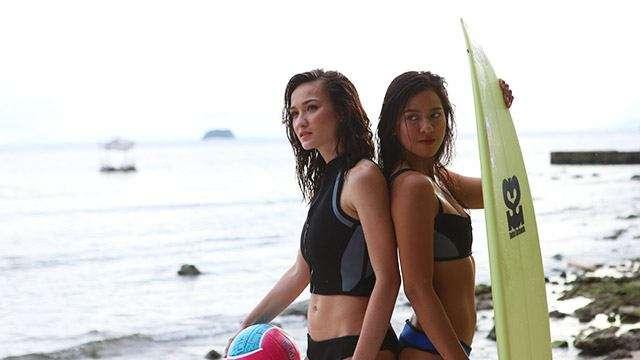 Behind-The-Scenes At Mara Lopez And Amanda Villanueva's Cover Shoot