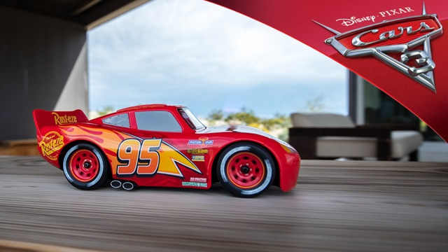This Lightning McQueen Toy Car Is Just What Your Collection Needs