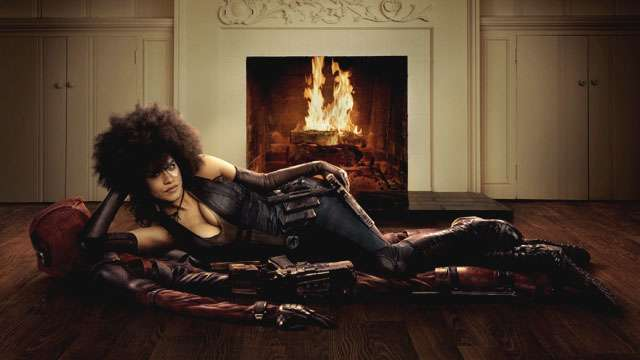Ryan Reynolds Teases Fans With Domino Photo From 'Deadpool 2'