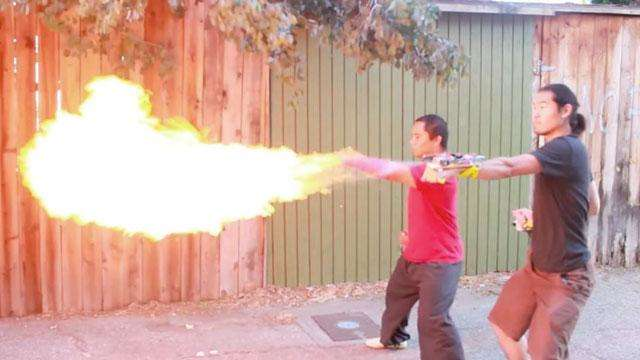 Whoa! You Can Be A Firebender With These DIY Gauntlets
