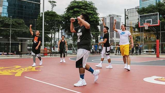 These Are The New Rules Of Pick-Up Basketball