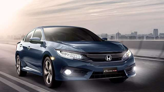 The All-New Honda Civic Is A Certified Weekend Warrior