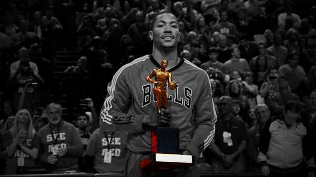 Derrick Rose Had Everything, And Then He Had Nothing