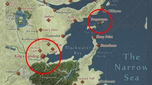'Game Of Thrones' Season 7 Has Too Many Plot Holes (So Far)