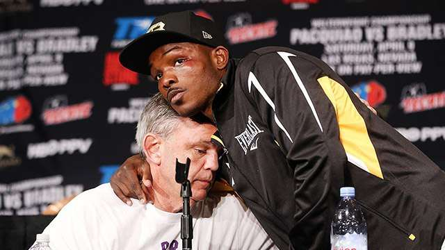 Timothy Bradley Finally Hangs Up His Gloves