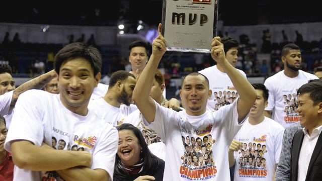 Remembering The PBA's Bad Boys: Coach Yeng's RoS Elasto Painters