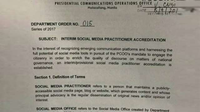 The Most Scathing Social Media Reactions To The PCOO's 'Social Media Practitioners' Accreditation