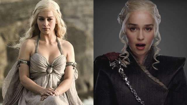 A Definitive Before-And-After Comparison Of GOT Characters (That Are Still Alive)