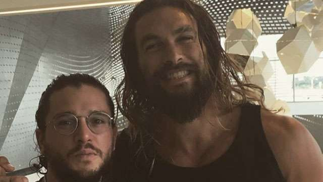 17 Times Jason Momoa Was The Ultimate Fanboy