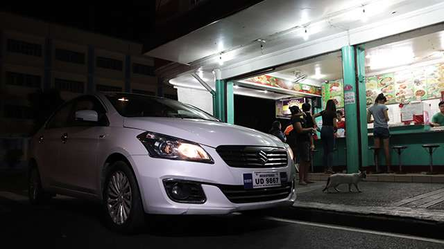 The Suzuki Ciaz Doesn't Hide Behind Disguises—It Just Is