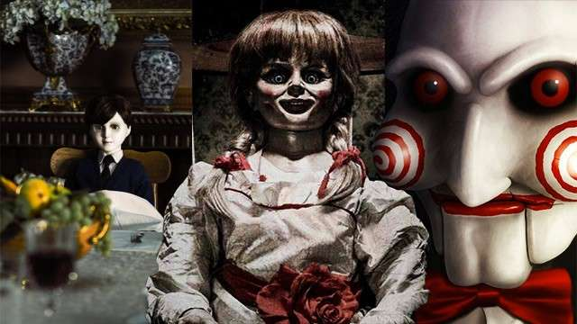 Annabelle's Older Cousins: The 7 Scariest Dolls In Horror Movies