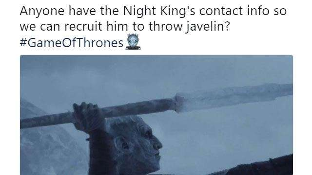 The Funniest Social Media Reactions To 'Game Of Thrones' Season 7's Penultimate Episode