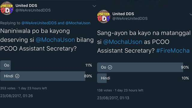 #FireMocha Trends On Twitter For All The Obvious Reasons