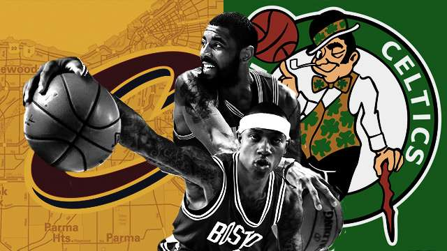 And The Winner Of The Cavaliers-Celtics Superstar Swap Is...