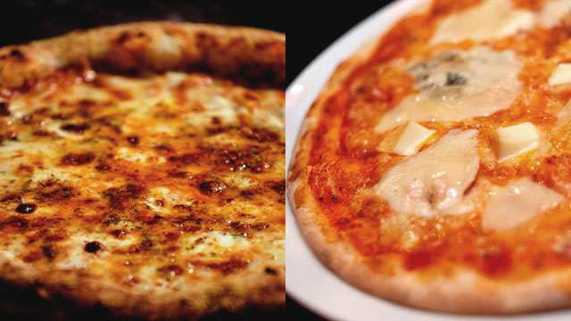 10 Of The Best Cheese Pizzas in Manila