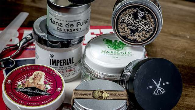 8 Pomade Brands That Will Keep Your Hair In Check