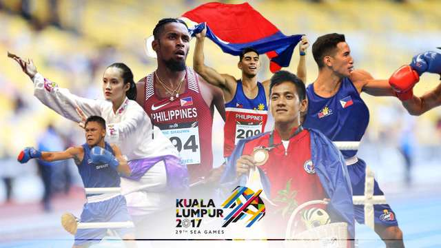 Meet The Filipino Gold Medalists At The 2017 SEA Games