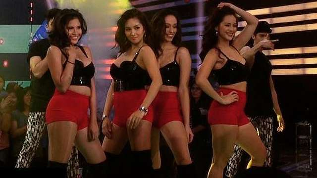WATCH: Louise, Roxanne, Phoebe, and Loren's ASAP Dance Number Will Make You Palpitate