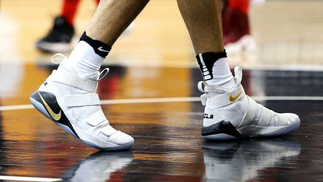 LOOK: Gilas' Sneaker Game Also Deserves A Gold Medal